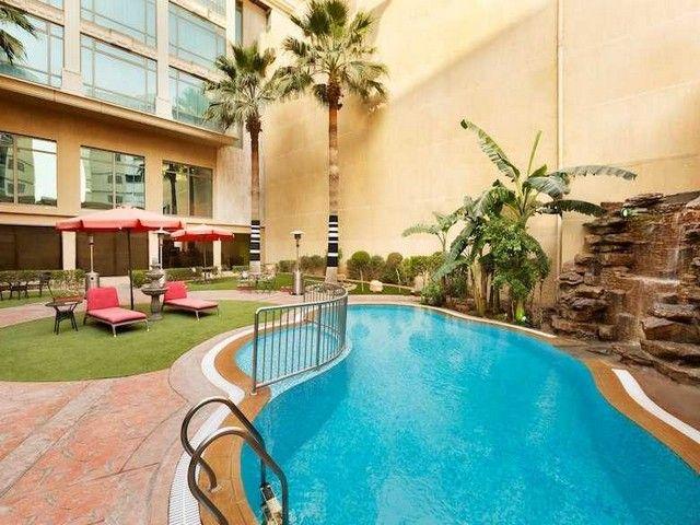 فندق رمادا في الرياض