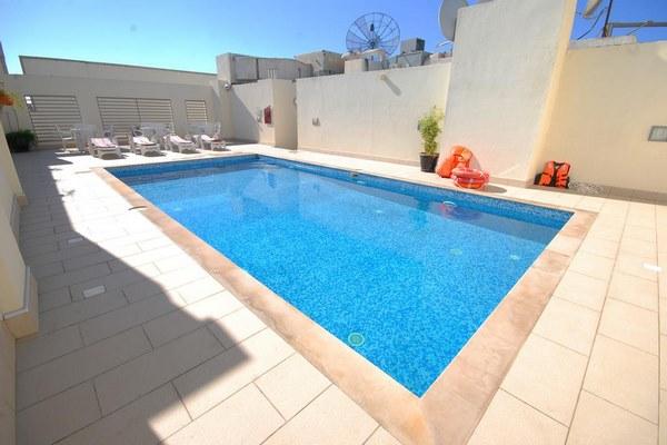 فندق رامي روز من افضل الفنادق في ابوظبي