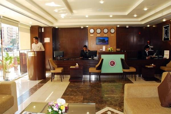 فندق رامي روز في ابوظبي
