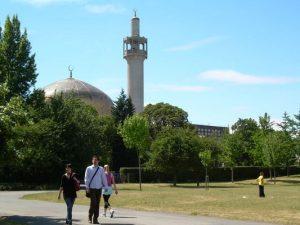 مسجد ريجنت بارك من افضل مساجد لندن
