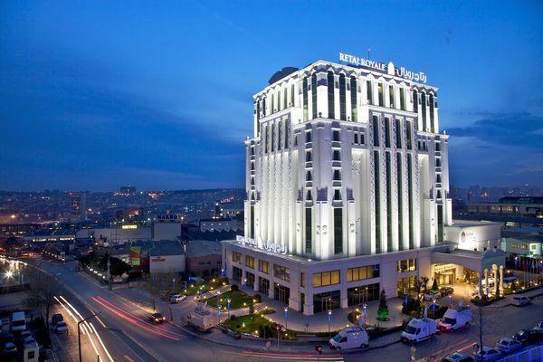 فندق رتاج رويال اسطنبول