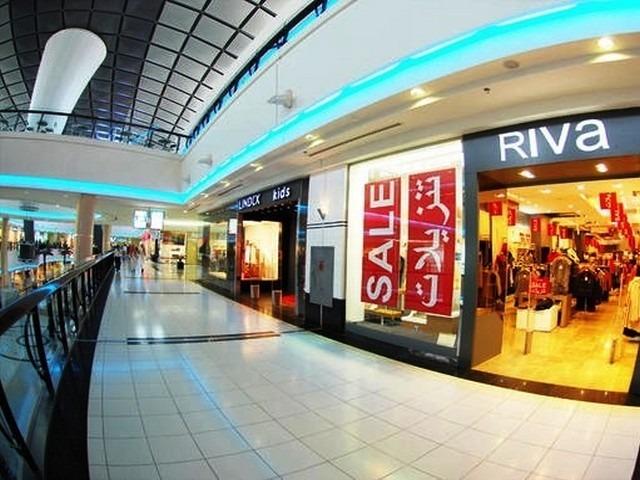التسوق في مول الرياض جاليري