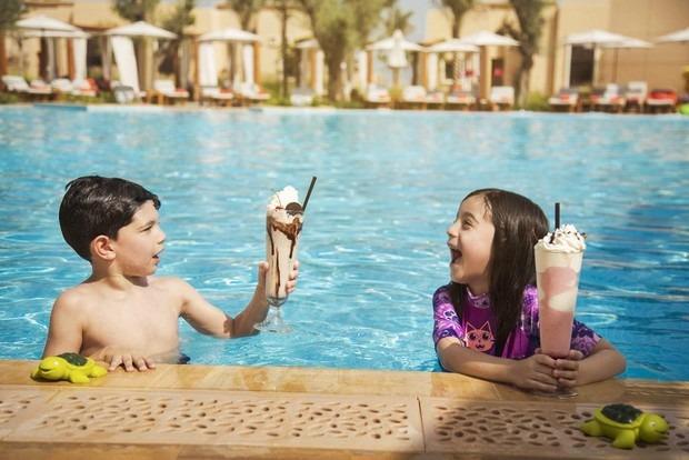 فندق روتانا في جزيرة السعديات