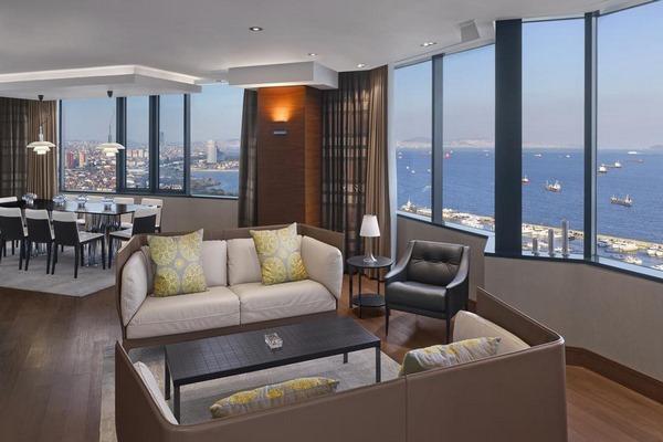 فنادق خمس نجوم في اسطنبول