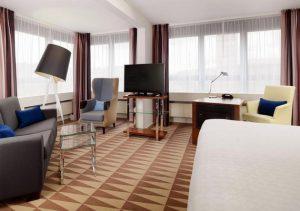 فندق شيراتون ميونخ ويست بارك من افضل فنادق ميونخ المانيا