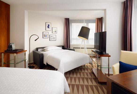 فندق شيراتون من افضل فنادق ميونخ