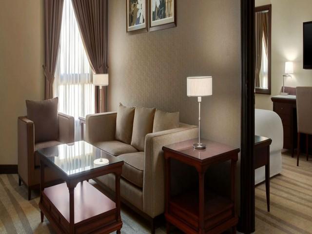 فندق شيراتون في الرياض