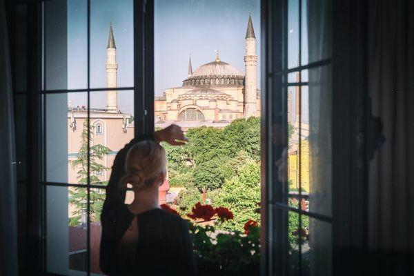 فندق في اسطنبول