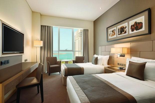 فنادق ابوظبي اربع نجوم