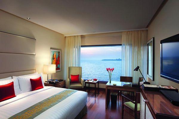 فندق اوبروي من افضل الفنادق في مومباي