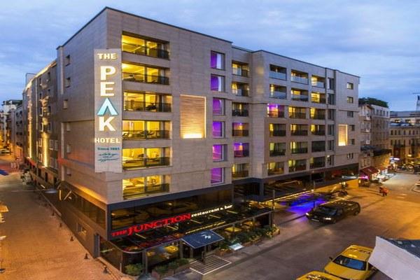 فندق ذا بيك اسطنبول من أفضل فنادق المدينة
