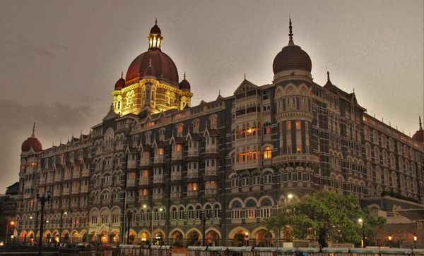فندق تاج محل مومباي