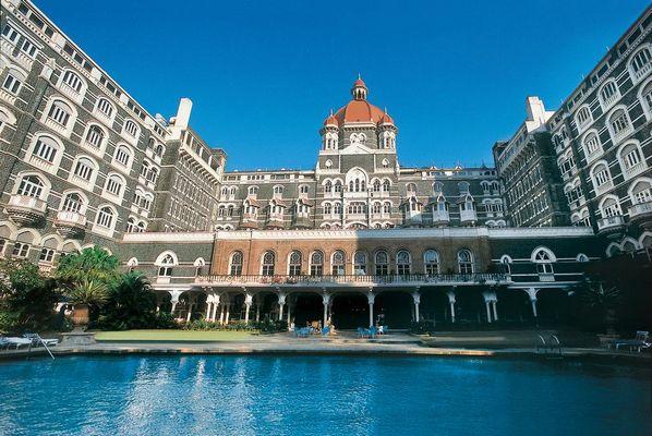 فندق تاج محل في مومباي