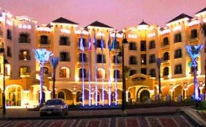 فندق تيارا من افضل الفنادق في الرياض