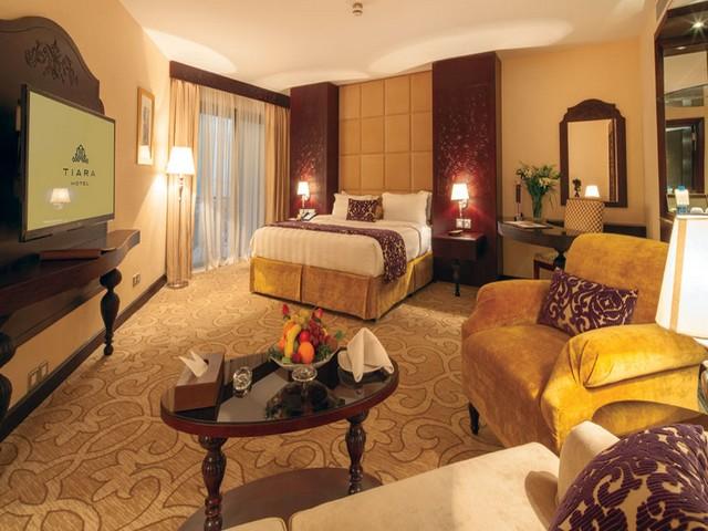 مطعم فندق تيارا الرياض