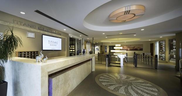 فندق تايتنك اسطنبول بكركوي