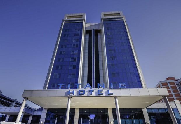 فندق تايتنك بكركوي اسطنبول