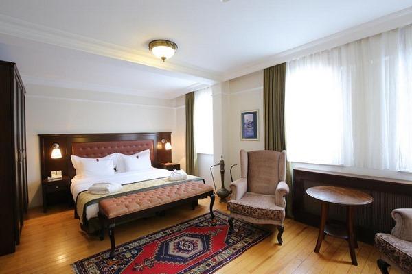 فندق تريا في اسطنبول