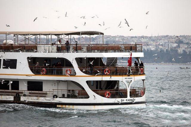 رحلات البسفور في اسطنبول
