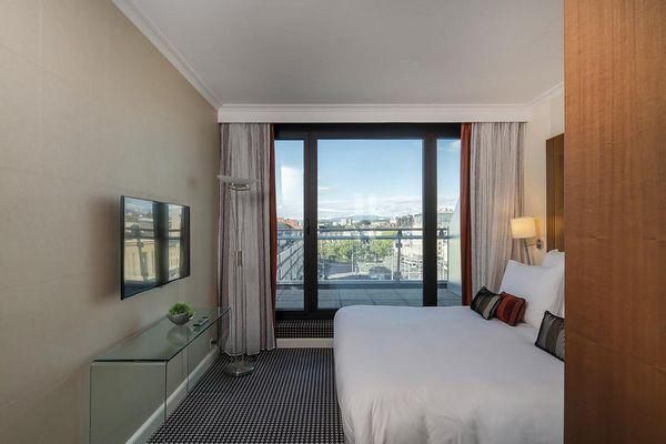 فندق وارويك من فنادق جنيف