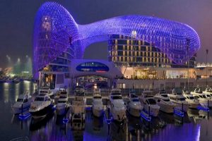 فنادق جزيرة ياس من افضل فنادق ابوظبي