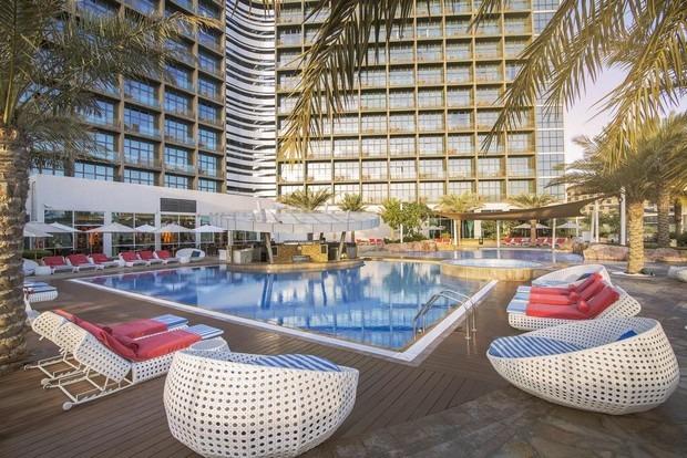 فندق ياس روتانا ابوظبي