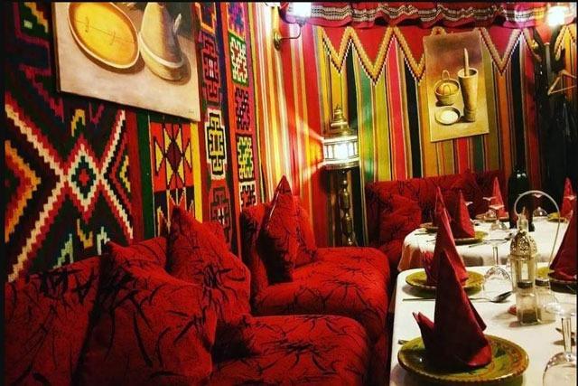 مطعم من بين أحسن مطاعم الجزائر العاصمة مطعم La palmeraie