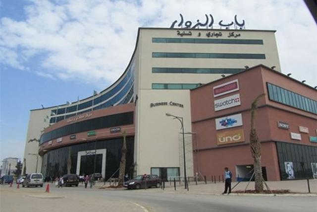اسواق الجزائر العاصمة مركز التسوق باب الزوار