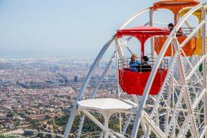 الاماكن السياحية في برشلونة للأطفال