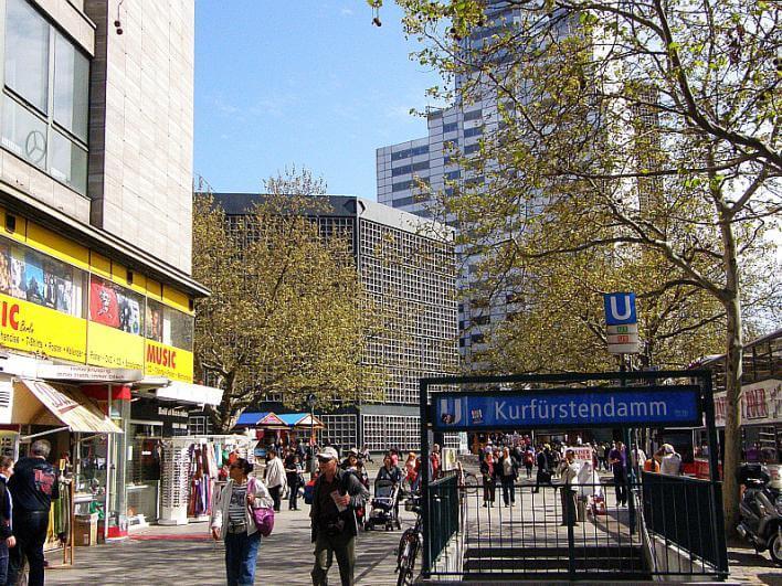 شوارع برلين
