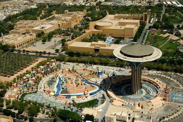 اجمل حدائق الرياض