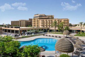فندق انتركونتننتال الرياض من افضل فنادق الرياض السعودية