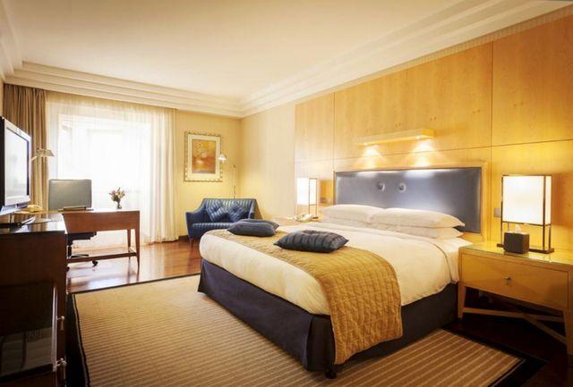 فندق الانتركونتيننتال الرياض