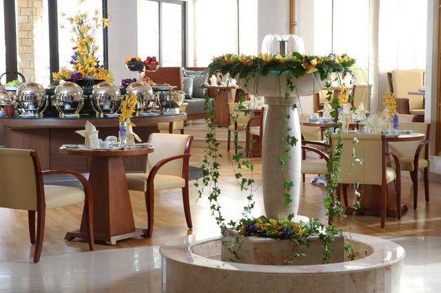 فندق انتركونتننتال الرياض