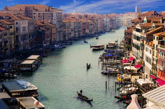 سياحة في أوروبا