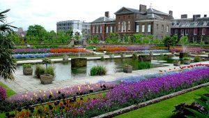 حدائق كنسينغتون من اجمل حدائق لندن انجلترا