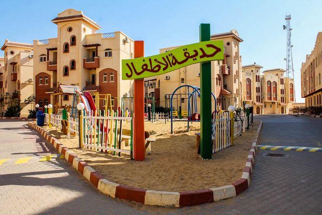 تقرير عن فندق قرية لاسيرينا العين السخنة مصر