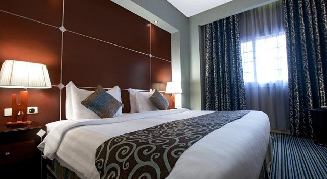 فندق لافونتين من افضل فنادق جدة