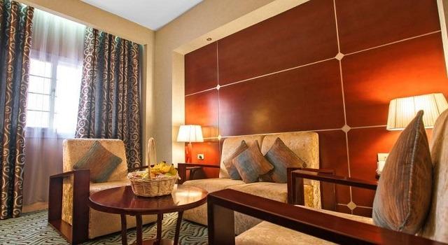 فندق لافونتين في جدة