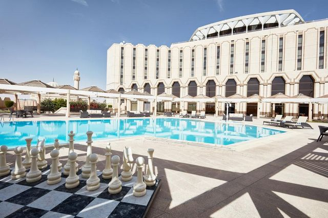 فندق مكارم الرياض الرائع