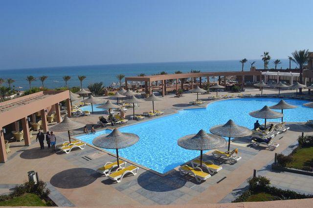 فندق رومانس العين السخنة مصر