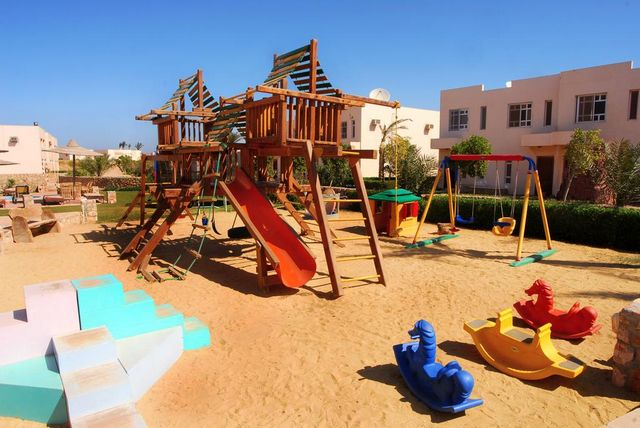 فندق رومانس العين السخنة في مصر