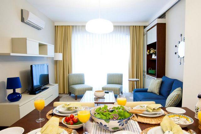 شقق فندقية في منطقة شيشلي اسطنبول
