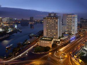 فندق شيراتون من افضل فنادق القاهرة