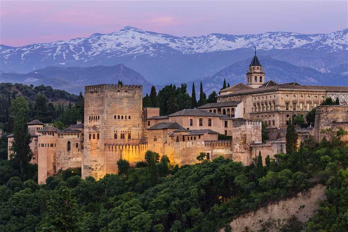 السياحة في اوروبا اسبانيا
