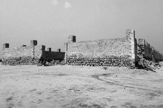بيت الجرمل في جزيره فرسان بمدينة جازان السعودية