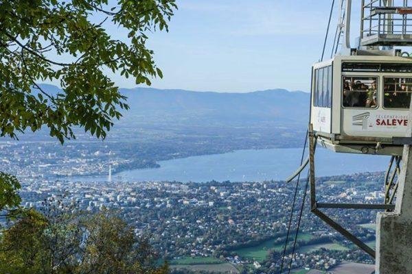 اماكن سياحية في جنيف في الشتاء