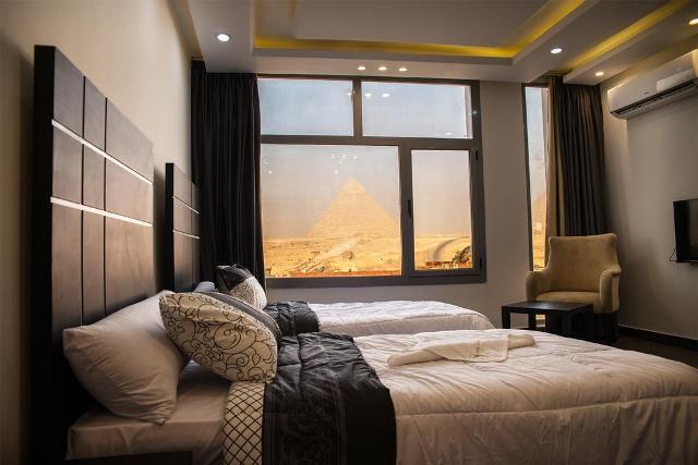 حجز فنادق القاهرة