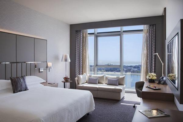 اجمل فنادق ابوظبي 4 نجوم