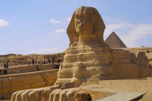 معالم الجيزة في مصر
